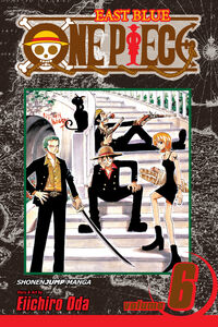 One Piece v6 Cover