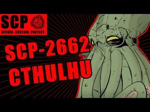 SCP-2662 illustrated (Cthulhu) ft Nature's Temper & Soomin Cheon