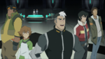 Shiro, Keith, Lance, Pidge & Hunk Dress Their Uniforms