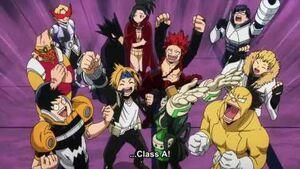 Class 1-A season five