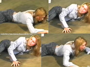 Jessica Biel as Erin Hardesty Action Figure - Screen Test