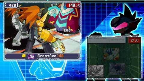 Mega Man Star Force 3 - Queen Virgo