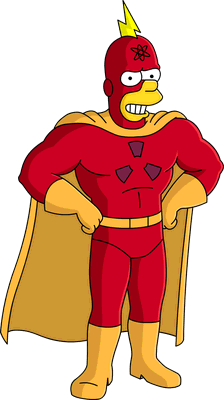 Radioactive Man (The Simpsons)