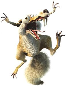 Scrat No Time For Nuts