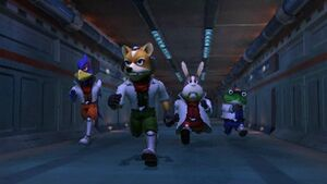 The Star Fox Team