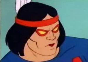 Thunderbird spider-man