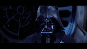 Vader mourns