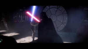 Vader sworded