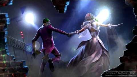 Injustice Gods Among Us Harley Quinn Ending