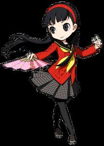 PQ2 Yukiko Amagi