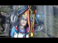Warriors Orochi 4 - Nagamasa Azai Unique Weapon