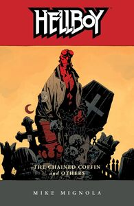 Hellboy - The Chained Coffin and Others Cover