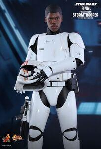 Hot-toys Finn Stormtrooper TFA