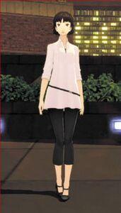 Makoto Niijima- Summer Outfit