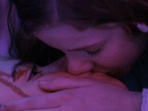 Peter Pan kiss Wendy Darling 2003