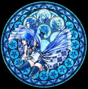 Stained Glass 1 -EX+-