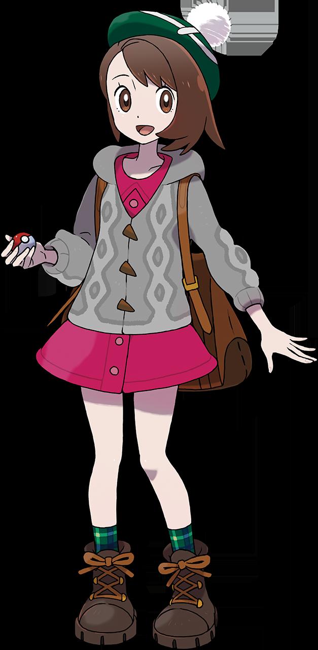Gloria (Pokémon)