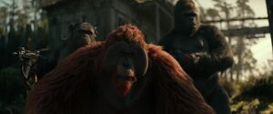 War For The Planet Of The Apes 2017 Screenshot 0885