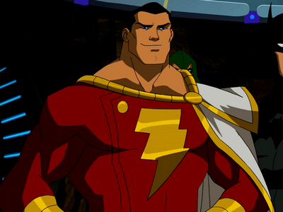 Captain Marvel (Young Justice)