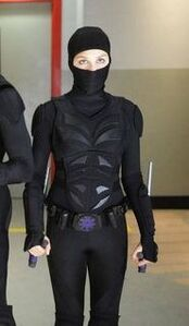Gracie Dzienny as Amanda McKay Supah Ninjas 2