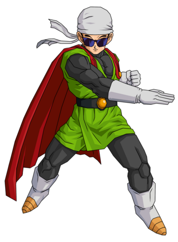 Great Saiyaman (Bandana and Shades)