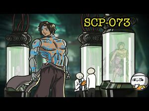 SCP-073 Cain (SCP Animation)