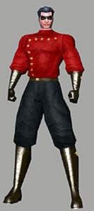 Statesman's 1st costume