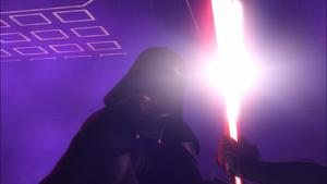Vader peevish