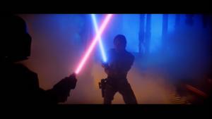 Vader smashed