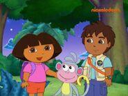 Dora The Explorer Dora boots Diego 556