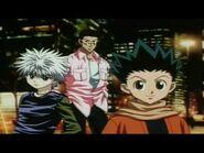 Hunter X Hunter (1999) Opening 2