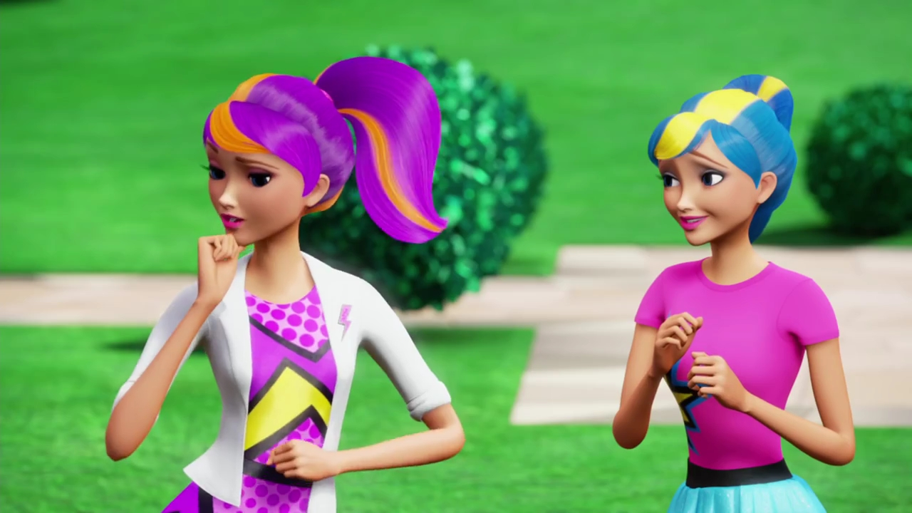 Madison and Makayla