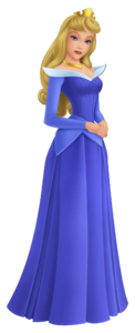 Princess Aurora in KH