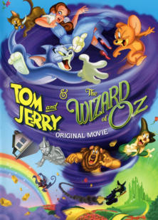 Tom and Jerry & The Wizard of Oz 2011 DVD Cover.PNG