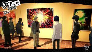 Yusuke's artwork