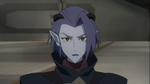 Acxa asks who is the pirate leader