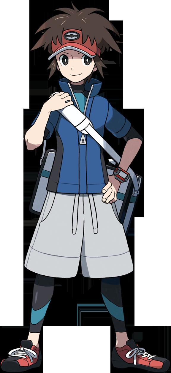 Nate (Pokémon)