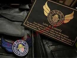 Division of Security Operations Leon Kennedy