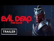 Evil Dead- The Game - Gameplay Reveal Trailer - Summer Game Fest 2021