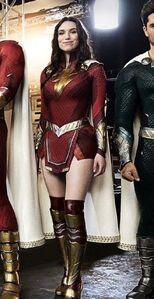Grace Fulton as Lady Shazam 2