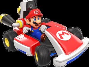 MKL Mario Artwork