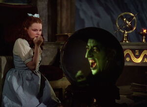 Oh, Don't worry kid! I'll bring your Auntie Em back my pretty! AFTER YOU'RE DEAD!!!