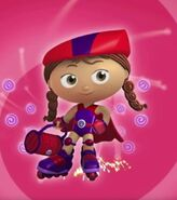 Pbs kids super why wonder red 234234