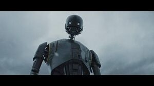 Rogue One - A Star Wars Story K2SO - The Droid Featurette