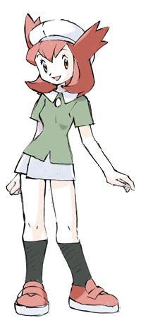 Bianca (Pokémon Heroes)