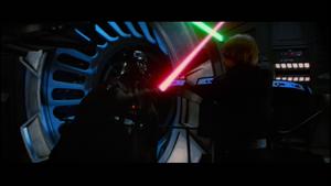 Darth Vader opposition