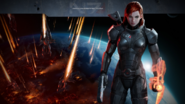 Default Female Shepard