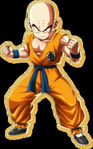 Dragon Ball Fighterz-Krillin