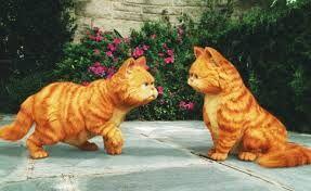 Garfield and Prince