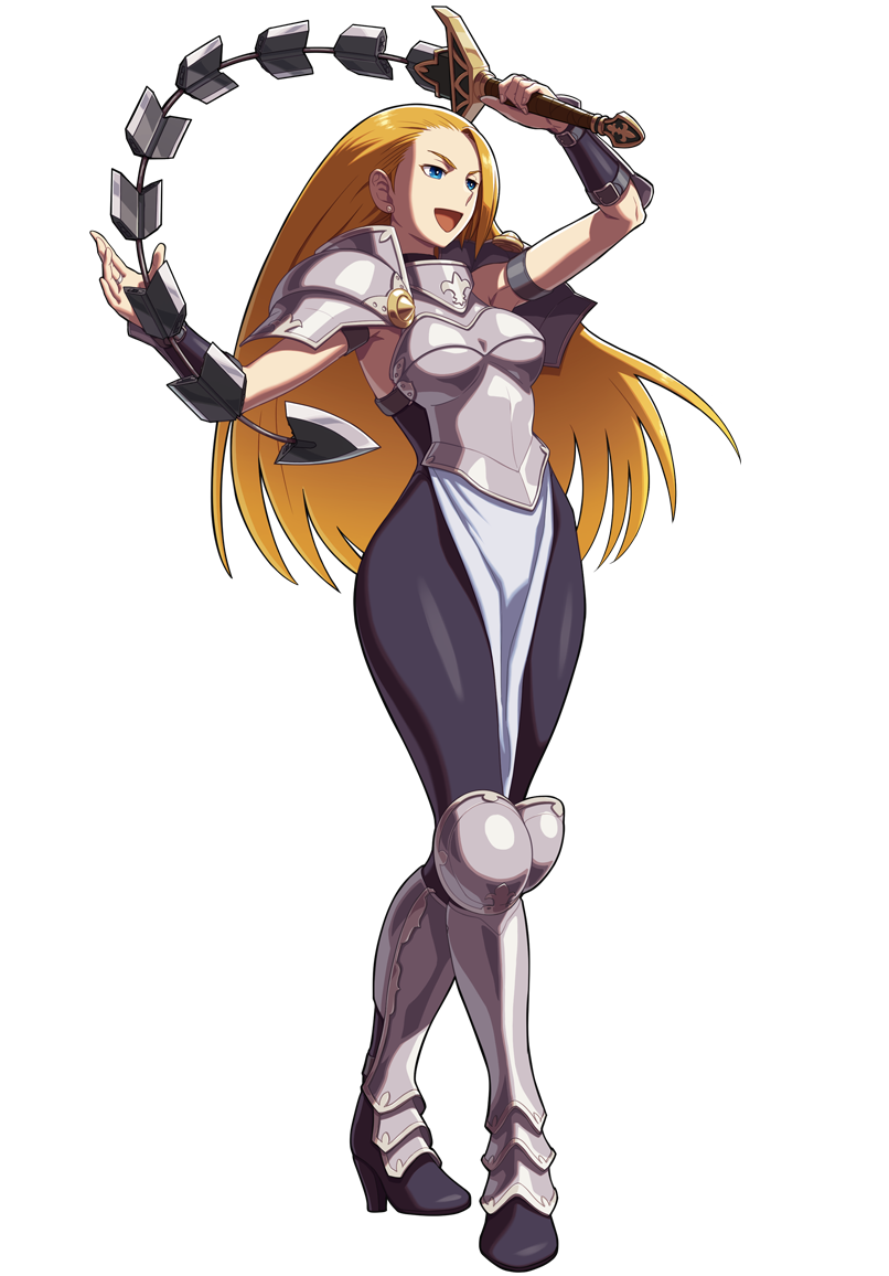 Jeanne D'Arc (World Heroes)